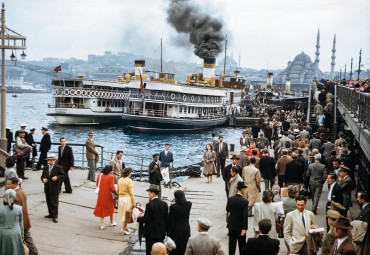 1948 yılında çekilmiş karaköy fotoğrafı - diyedusunuyorumben-dcqc0