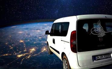 uzaya doblo göndermek - geziniyo-3ADut