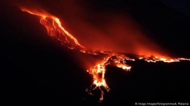 20 temmuz 2019 etna yanardağı'nın hareketlenmesi - turuncuyolcu-nntTV