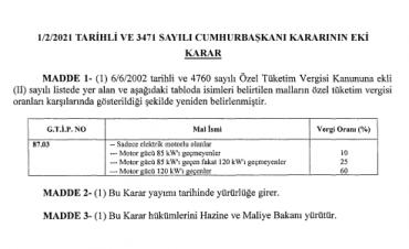2021 elektrikli araç ötv zammı - volvox-XZQCa