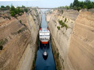 atina'dan corinth kanalı'na arası ulaşım - yoldancikanlar-4PxXF
