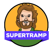 Alexander Supertramp rütbesi