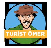 Turist Ömer rütbesi