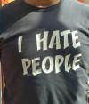 hepinizden nefret ediyorum